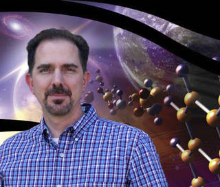 A space chemist searching for the ingredients for life. An interview with Andrew Mattioda.