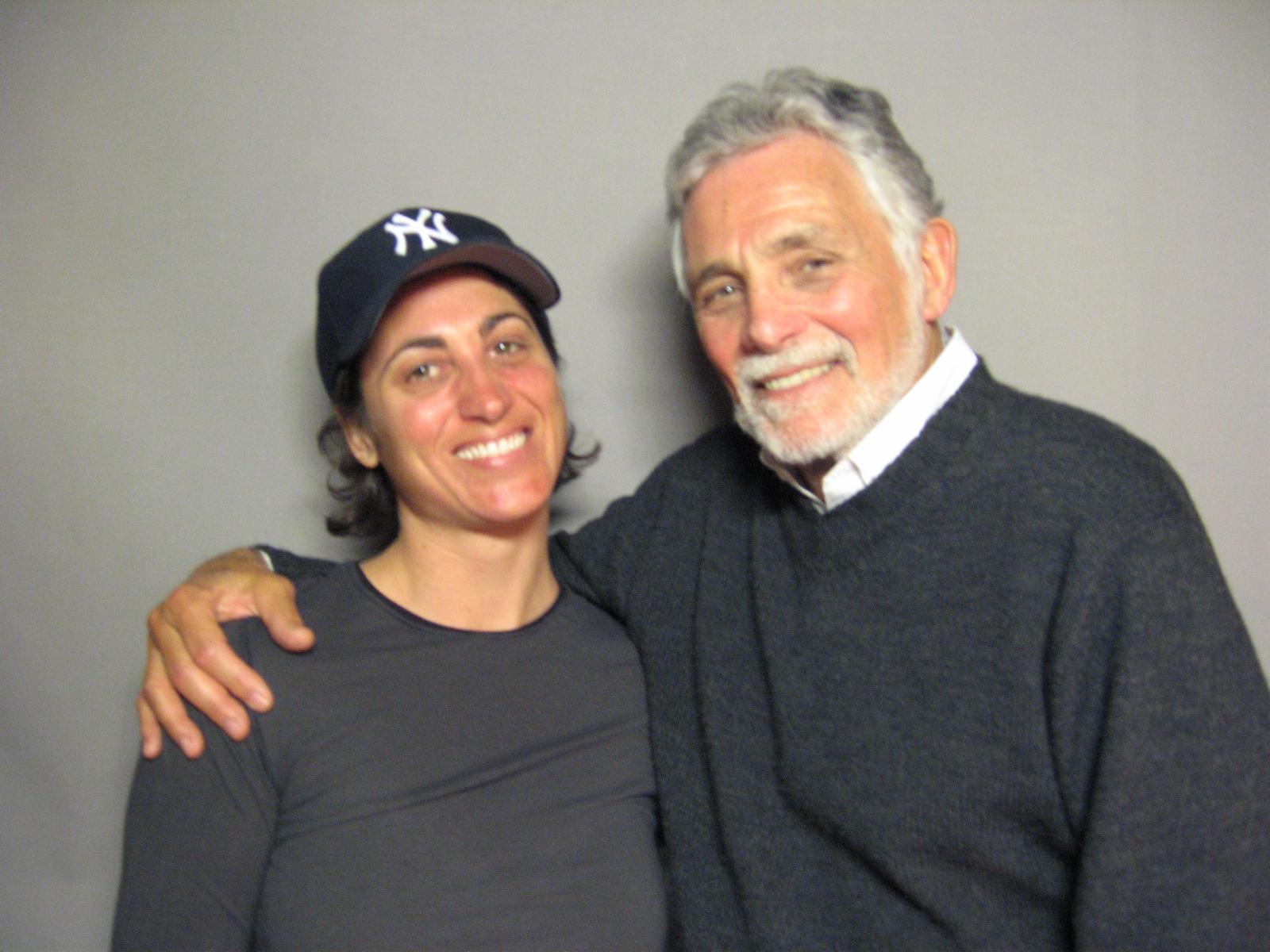 David Hedison and Serena Hedison