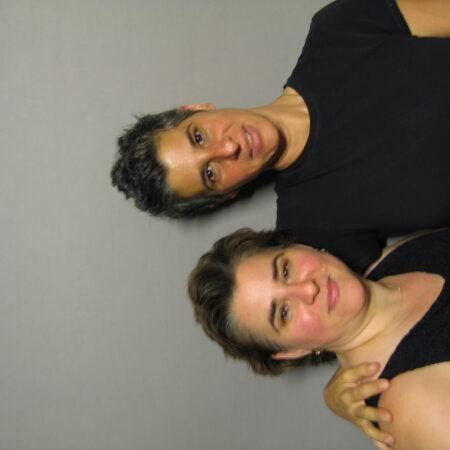 Diane Spindler and Stephanie Romeo