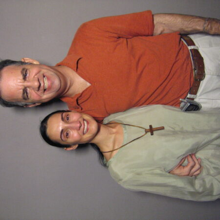 Diane Reiners and Brian Nelson