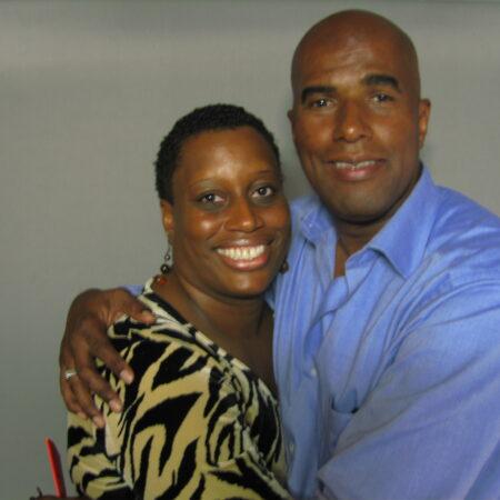 Allyson Jones and Malvin Jones