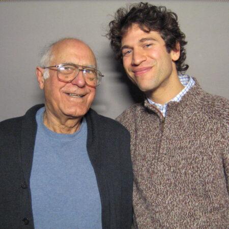 Albert Cinelli and Ari Kriegsman