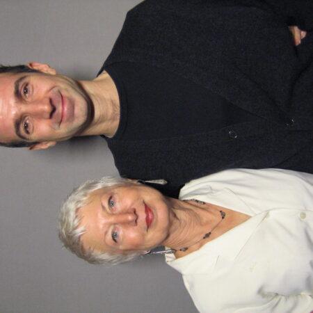 Mary Ann VanPoelvoorde and Timur Kocak