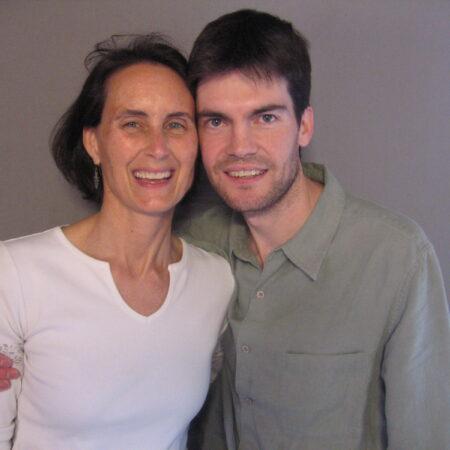Martha Muth and Ian Muth
