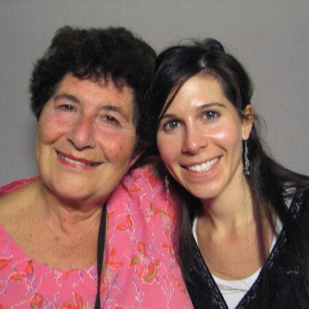 Valerie Sloman and Jessamyn Hope