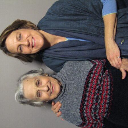 Ruth Brafman and Kim Allen