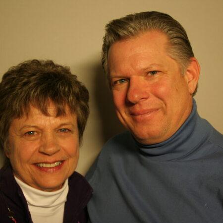 Judith Bridges and David Blank