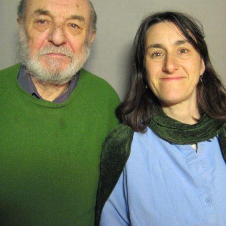Bernard Kirchenbaum and Sara Kirchenbaum