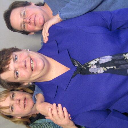 Paula Harper, Sara Mooney, and Martha Harper