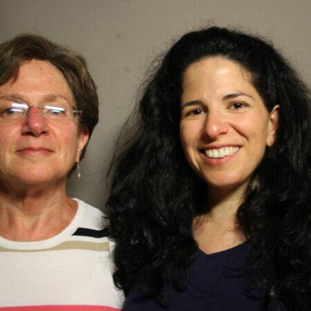 Shelley Benezra and Jessica Weitzman