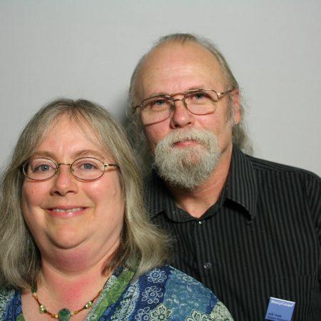 Van Cain and Emily  Green-Cain
