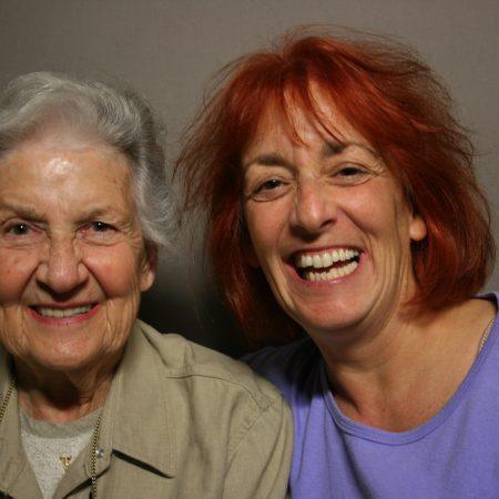 Mathilda Tibby Brown and Barbara Brown