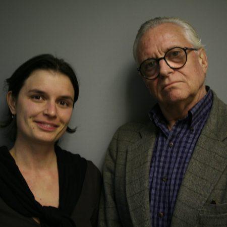 Joe Lamb and Emilie Bouvier