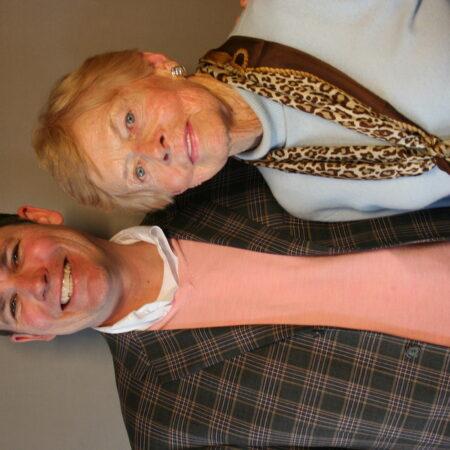 Marie Flatley and Robert Maliff