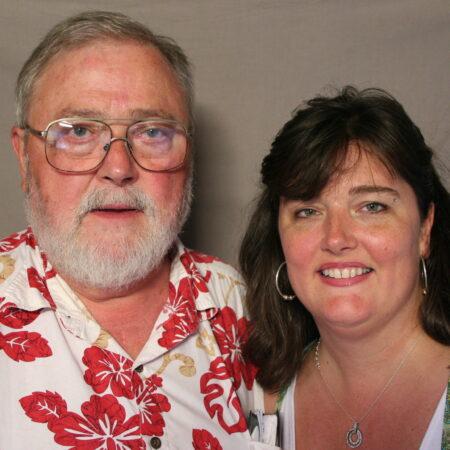 John  Loder and Kathryn Neaverth