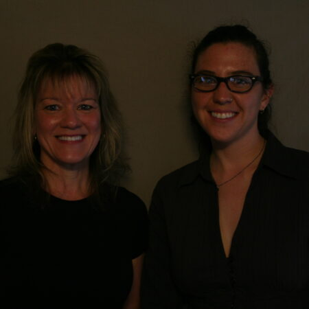 Kathy Picard and Whitney  Henry-Lester