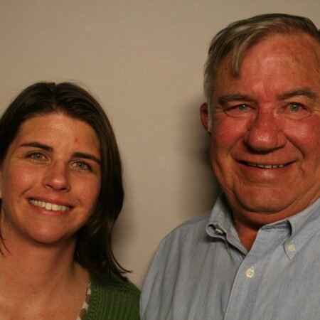 Joseph Engler and Kerry Slattery