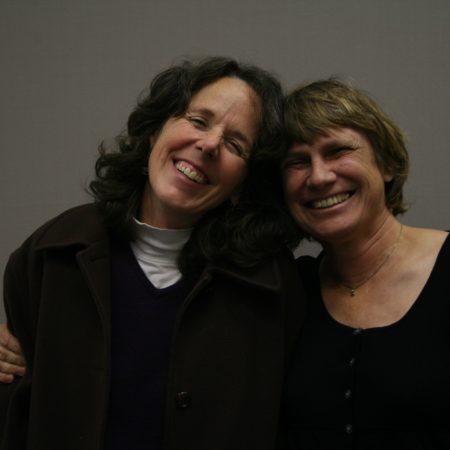 Susan Warner and Koren Bosworth