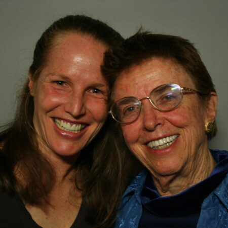Marion McClatchy and Susan McClatchy