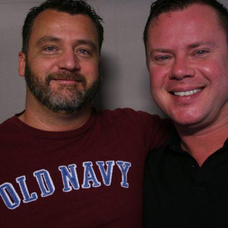 Colin Coffey and Michael Brundage