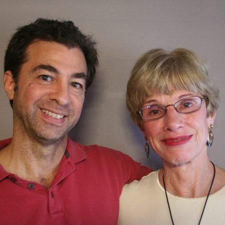 Caroline Shapero and Don Shapero
