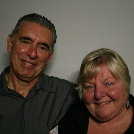 Julia Bergman and William Maynez