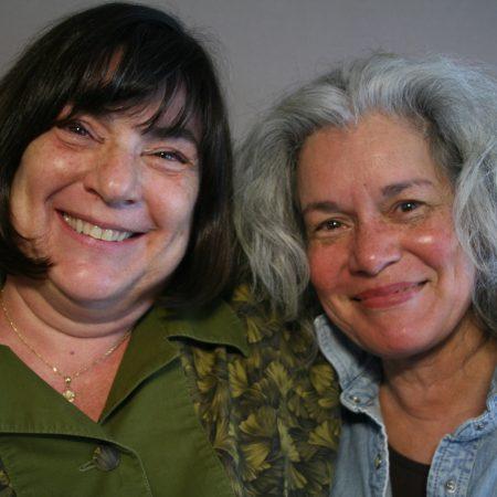 Michelle Souza and Laura Richarz