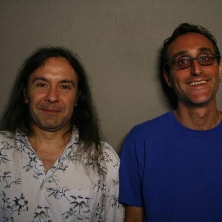 Martin  Bisi and Shawn  Setaro