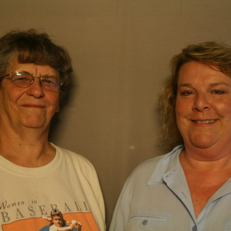 Dolly Vanderlip Ozburn and Susan Colliton