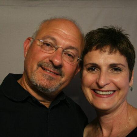 Leslie Burger and Alan Burger