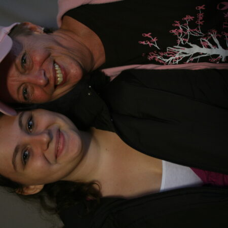 Judy Hultquist and Lyndsey  Adamson