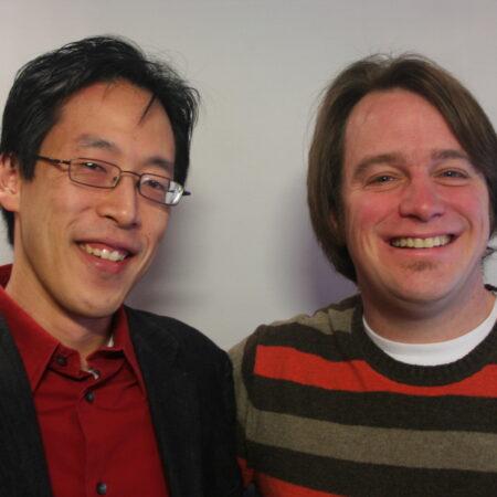 Wade Kwon and Sean Kelley