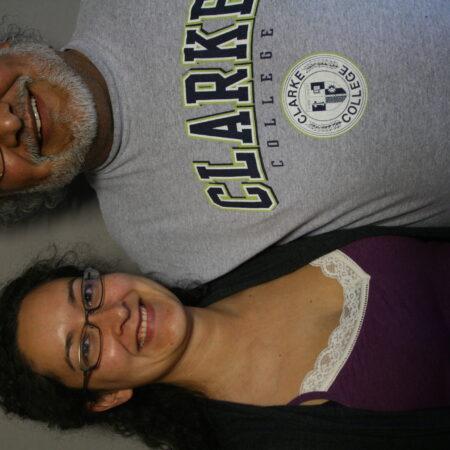 Gilbert Santiago and Sara Santiago