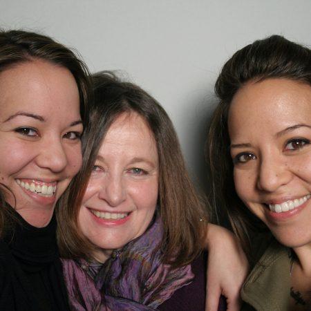 Jacquelyn Lee, Catherine Lee, and Lauren Lee
