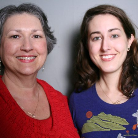 Susie Hatfield and Brooke Hatfield