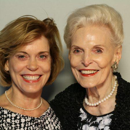 Carol Fredericks and Teri Whitcraft