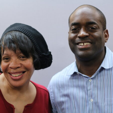 Jowanna  Peterson and Anthony Bridgeman