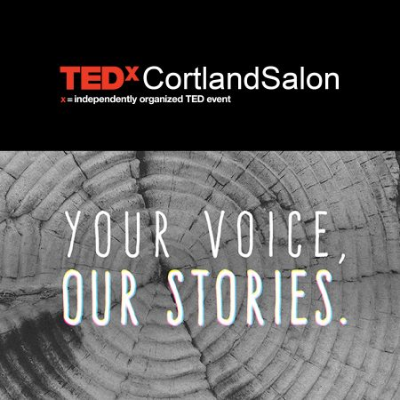 Don Fisher, interviewed by Jason Page at TEDxCortlandSalon: Your Voice, Our Stories
