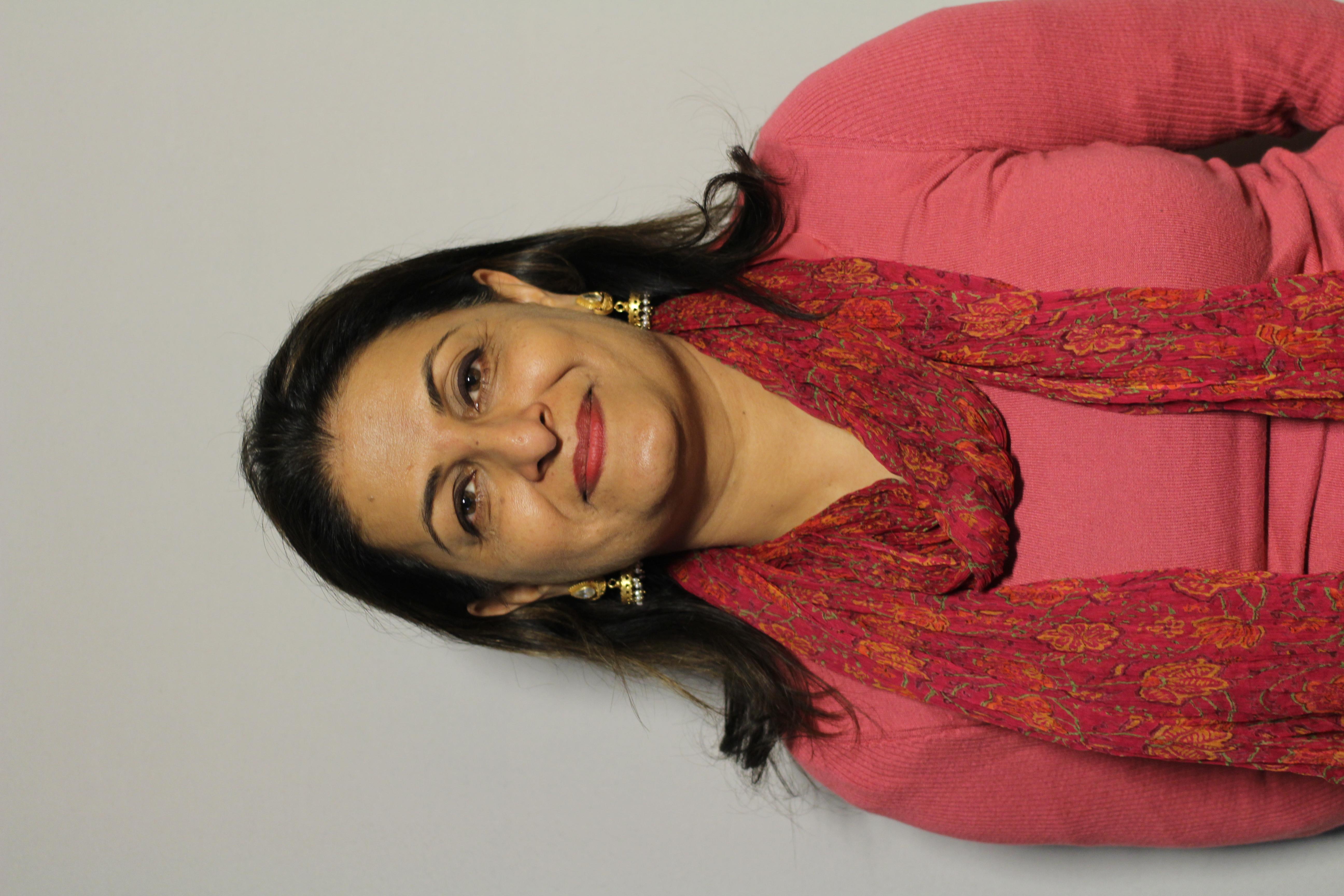 Reena Kapoor and Anurag Wadehra