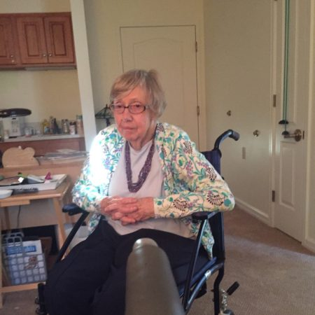Interview with Grandma Gelling