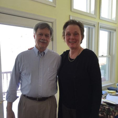 A conversation with my friend Dick Hermann, attorney and writer, about his passion for education reform.