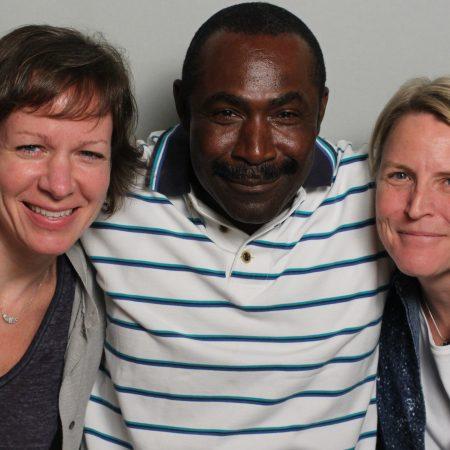 Ulysses Elijah, Nancy Lehrer , and Sarah Blanton