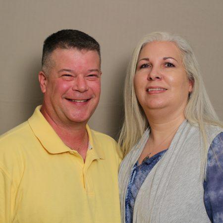 Scott Davis and Yvette Davis