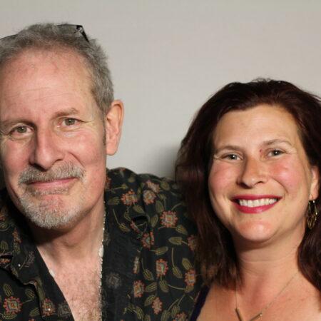 Michael Hill and Nicole Lockwood