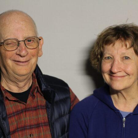 Bernard Gerhsenson and Paula Gocker