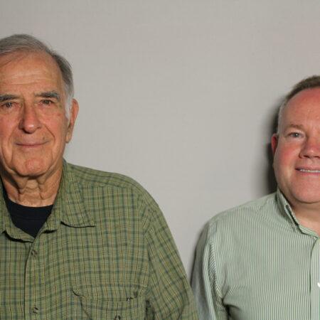 Robert McLean and David McCrossan