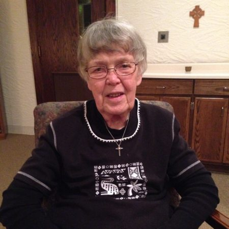 Sr. Marie Sullivan talks about her life and work