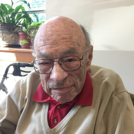 Norman Grossman, a WWII veteran & part of the D-Day invasion, shares life experiences
