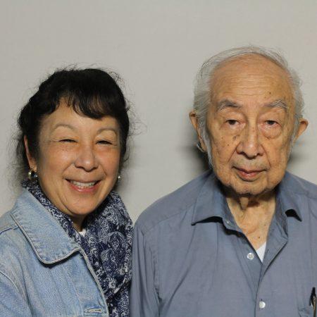 Takashi Togashi and Joanne Montagne
