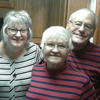 "Great Thanksgiving Listen: Ebert Family Discuss Grandpa and Grandmas Past-""Its O.K. to back down and turn down another street."""